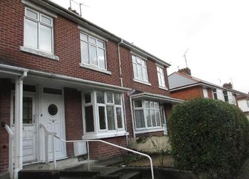 Thumbnail 2 bed flat to rent in Central Park Avenue, Plymouth, Devon