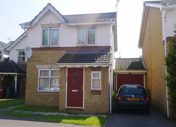 Thumbnail 3 bed detached house to rent in Hunters Way, Cippenham, Berkshire
