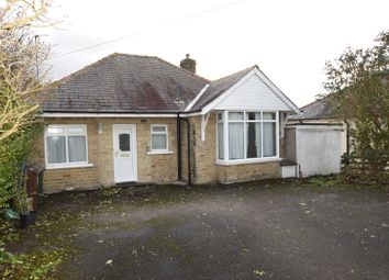 Thumbnail 2 bed detached bungalow for sale in Bradford Road, Keighley, West Yorkshire