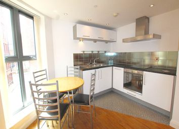 Thumbnail 2 bedroom flat to rent in New Court, Ristes Place, Nottingham