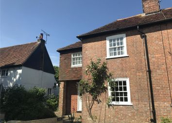 Thumbnail 3 bedroom end terrace house to rent in Robins Cross, High Street, Fletching, East Sussex
