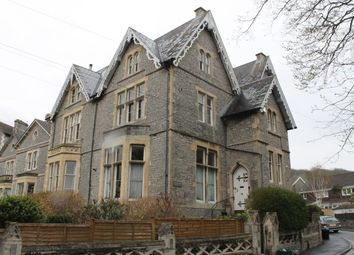 Thumbnail 4 bed maisonette to rent in Shrubbery Road, Weston-Super-Mare