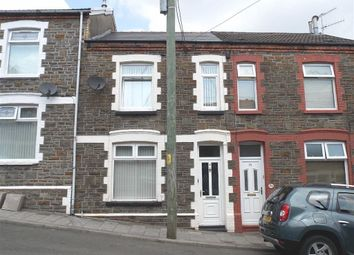 Thumbnail 3 bed terraced house for sale in Paget Street, Ynysybwl, Pontypridd