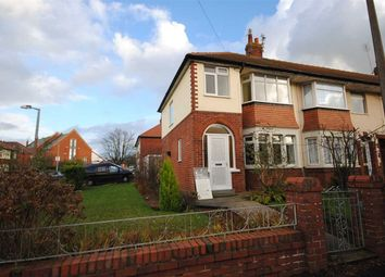 Thumbnail 3 bed property to rent in Rutland Avenue, Poulton-Le-Fylde