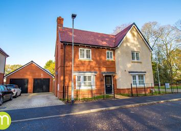 Thumbnail 4 bed detached house for sale in Avondene Drive, Colchester