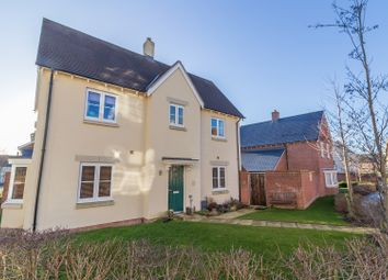 Thumbnail 3 bed detached house for sale in Picket Twenty Way, Andover