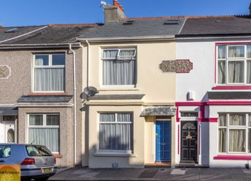 Thumbnail 3 bed terraced house to rent in Lydford Park Road, Plymouth