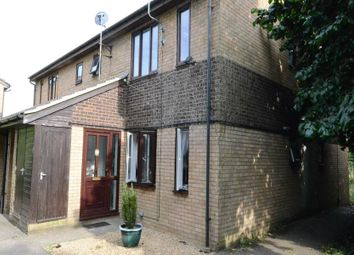 Thumbnail 1 bed maisonette to rent in Marefield, Lower Earley, Reading