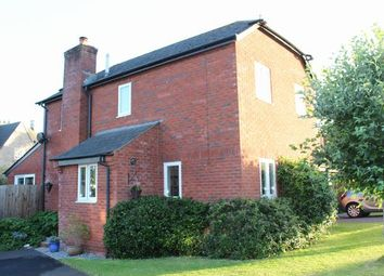 Thumbnail 3 bed detached house for sale in Trumps Orchard, Cullompton