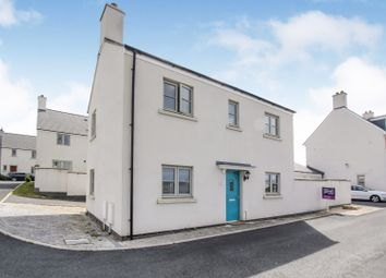Thumbnail 3 bed detached house for sale in Ridgeway Lane, Llandarcy