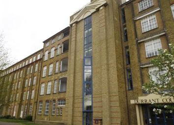 Thumbnail 1 bedroom flat to rent in Durrant Court, Brook Street, Chelmsford