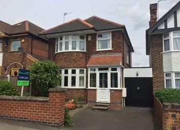 Thumbnail 3 bed detached house for sale in Central Avenue, Mapperley, Nottingham