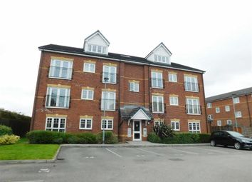 Thumbnail 2 bedroom flat for sale in Chelburn Court, Cale Green, Stockport