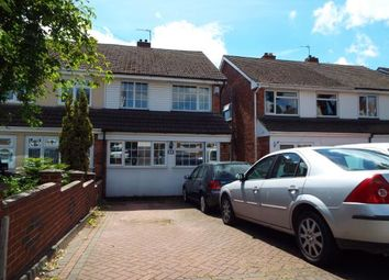 Thumbnail 4 bed semi-detached house for sale in Avenue Road, Heath Hayes, Cannock, Staffordshire