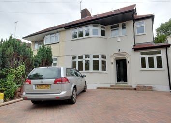 Thumbnail 5 bed semi-detached house to rent in Hampden Way, Southgate