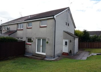 Thumbnail 1 bed end terrace house for sale in Gardenhall Court, Gardenhall, East Kilbride
