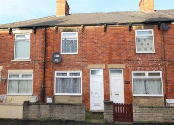 Thumbnail 2 bed terraced house for sale in Clinton Street, Worksop