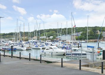 Thumbnail 2 bed flat for sale in Cavalier Quay, East Cowes