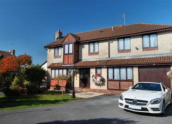 Thumbnail 5 bed detached house for sale in Lavender Close, Thornbury, Bristol