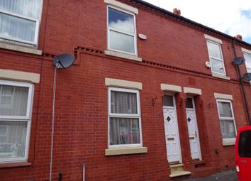 Thumbnail 2 bedroom terraced house to rent in Langton Street, Salford