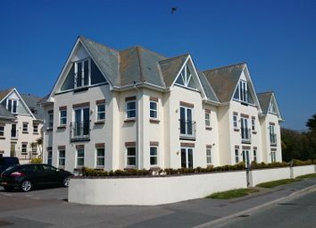 Thumbnail 4 bed flat for sale in Pentire Crescent, Newquay