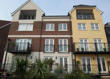 Thumbnail 3 bed terraced house to rent in Netley Court, Surrey Street, Littlehampton