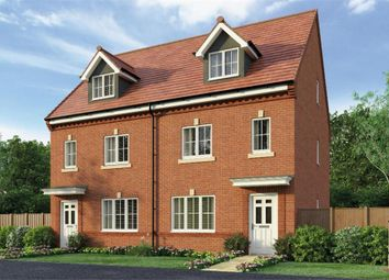 "Thumbnail 4 bed town house for sale in ""The Rolland"" at Park Road South, Middlesbrough"