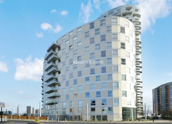 Thumbnail 2 bedroom flat for sale in Dominion Walk Canary Wharf, London