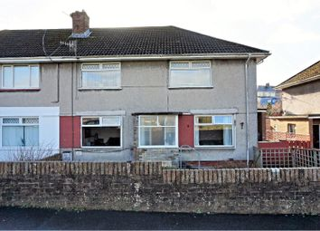 Thumbnail 2 bed flat for sale in Lower Llansantffraid, Bridgend