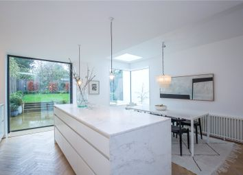 Thumbnail 4 bed semi-detached house for sale in Dashwood Road, Crouch End, London