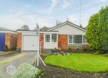Thumbnail 2 bed detached bungalow for sale in Avondale Drive, Holcombe Brook, Bury