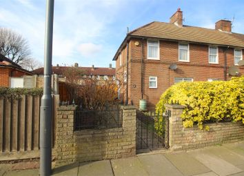 Thumbnail 3 bed end terrace house for sale in The Roundway, London