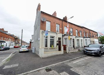 Thumbnail 3 bed terraced house for sale in Dunraven Avenue, Bloomfield, Belfast