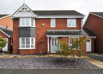 Thumbnail 4 bed detached house for sale in Yeomans Close, Astwood Bank, Redditch