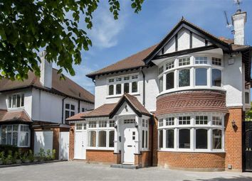 Thumbnail 5 bed detached house to rent in The Green Walk, London