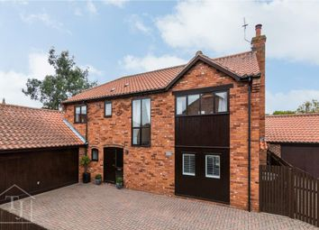 Thumbnail 4 bed detached house for sale in The Tithe Barn, Riverlands Close, Gunthorpe, Nottingham