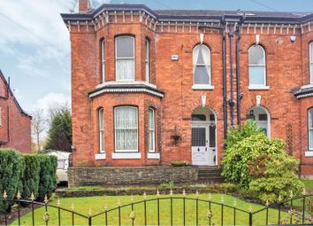 Thumbnail 6 bed semi-detached house for sale in Manley Road, Manchester