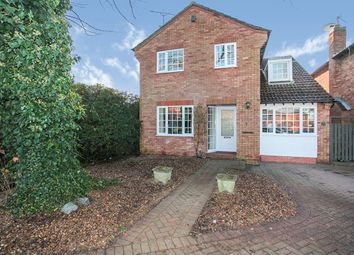 Thumbnail 4 bed detached house for sale in Eagle Close, Nuneaton, Warwickshire