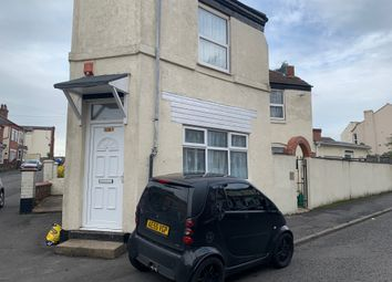 Thumbnail 1 bed flat to rent in Waverley Street, Dudley, West Midlands
