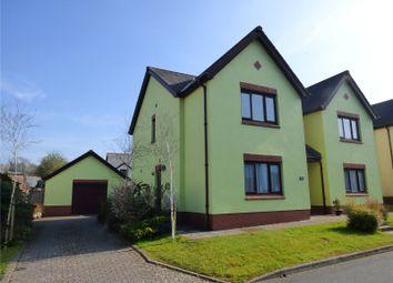 Thumbnail 4 bed detached house for sale in Grove Court Mews, Pembroke, Pembrokeshire