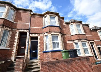 Thumbnail 4 bed terraced house to rent in Monkswell Road, Exeter