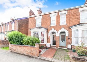Thumbnail 3 bedroom end terrace house for sale in Oxford Road, Ipswich