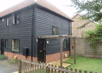 Thumbnail 2 bedroom terraced house to rent in St. Michaels Mews, St. Michaels Road, Braintree