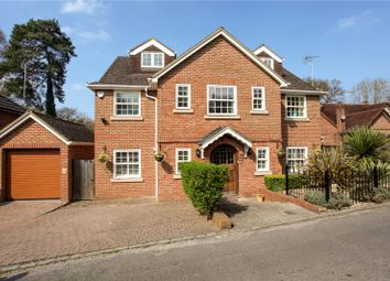 Thumbnail 5 bed detached house for sale in Lower Village Road, Sunninghill, Ascot, Berkshire