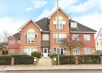 Thumbnail 1 bed flat to rent in Oakeigh Road North, Whetstone