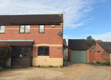 Thumbnail 3 bedroom semi-detached house for sale in Chamberlin Court, Blofield, Norwich