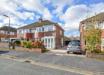 Thumbnail 3 bed semi-detached house for sale in Lansdowne Road, Broadheath, Altrincham
