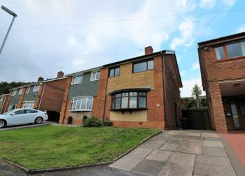 Thumbnail 2 bed semi-detached house to rent in Cambridge Drive, Clayton, Newcastle-Under-Lyme