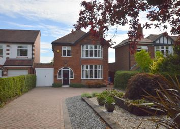 Thumbnail 3 bed detached house for sale in Duffield Road, Darley Abbey, Derby