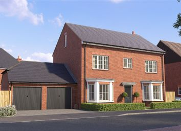 5 bed detached house for sale in Willow Meadows, White Lane, Ash Green, Aldershot GU12